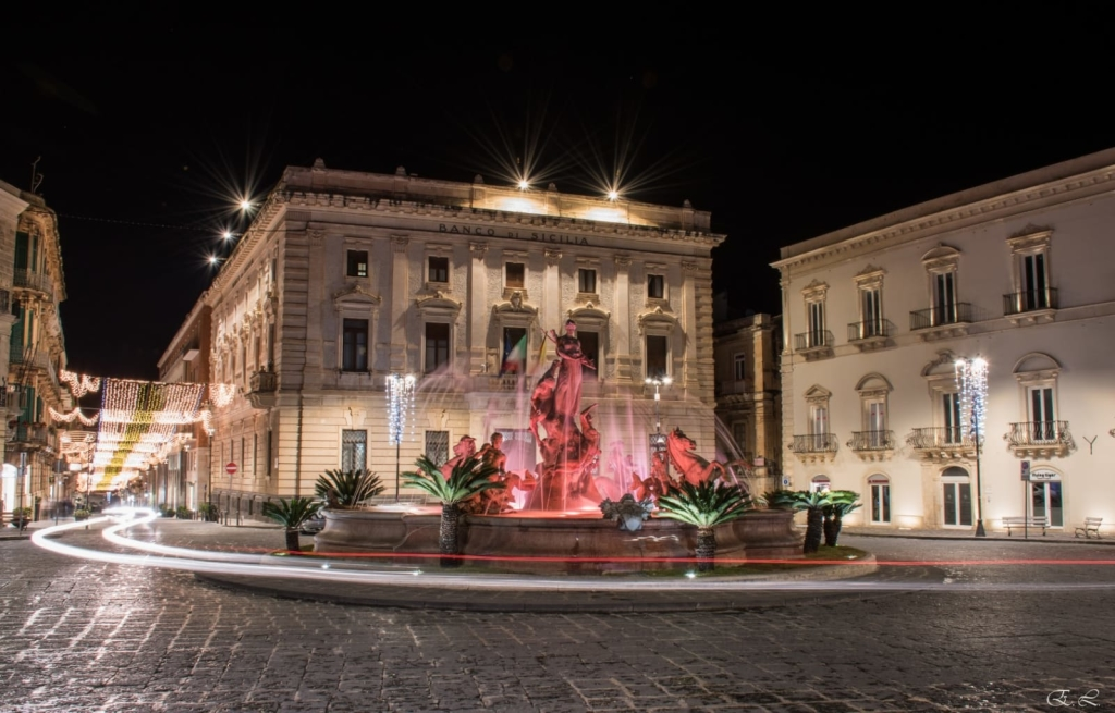 Piazza Archimede, Siracusa -  Ph Bruno Piazzese