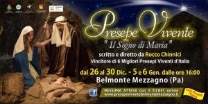 Presepe Vivente Belmonte Mezzagno