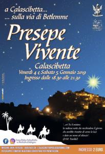 Presepe Vivente Calascibetta