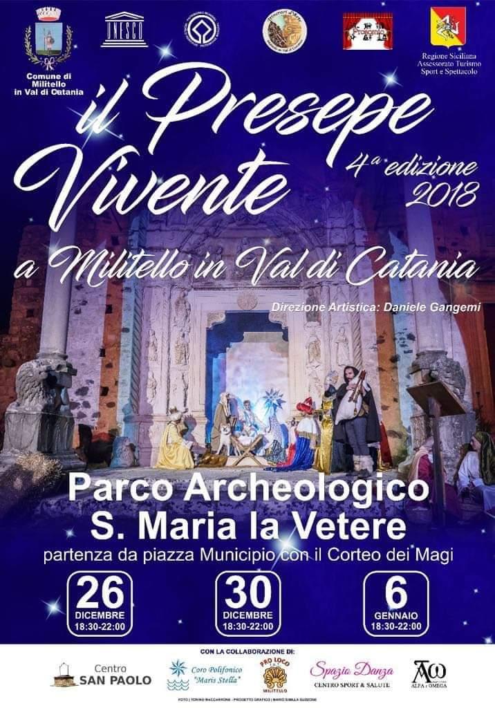 Presepe Vivente Militello in Val di Catania (2)