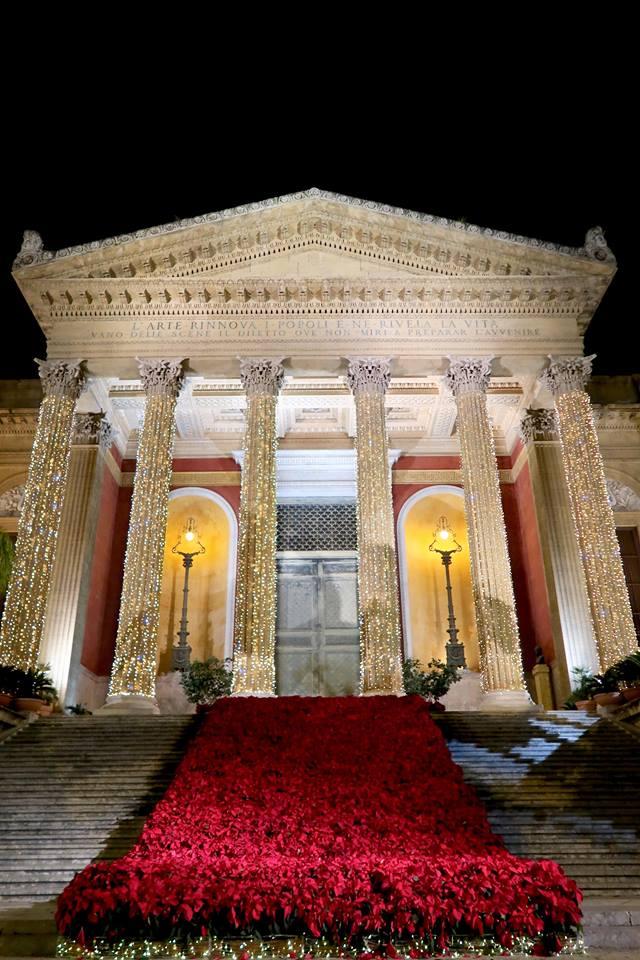 Il Teatro Massimo di Palermo Ph Roberto di Modica
