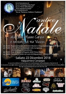Natale a Valguarnera Caropepe