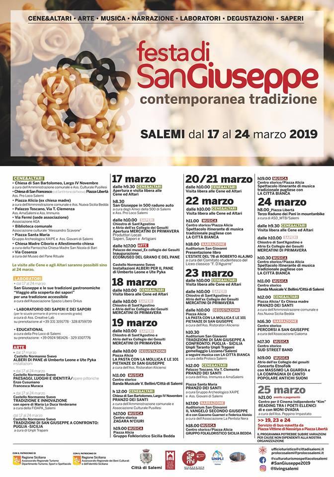programma San Giuseppe