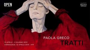 Mostra Tratti di Paola Greco
