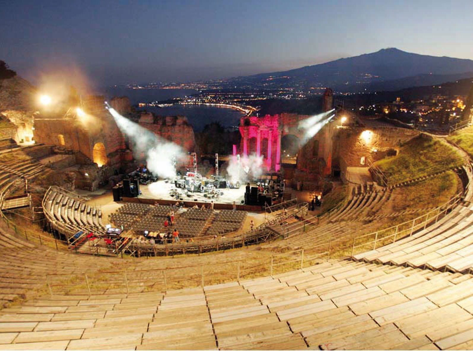 Taormina Ancient Theater
