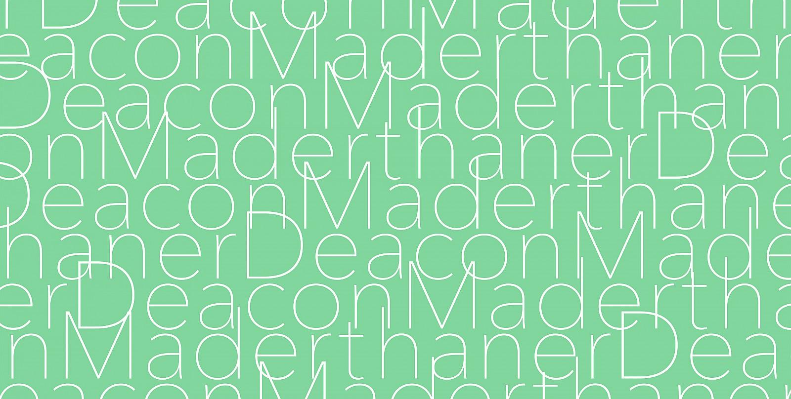 Deacon-Maderthaner
