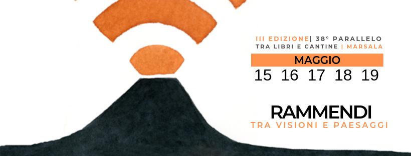 Dal 15 al 19 maggio ritorna a Marsala il Festival 38° parallelo tra libri e cantine
