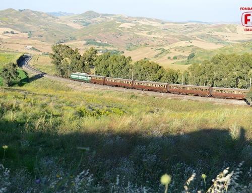 Il treno dei dolci e gelati delle aree ionica ed etnea