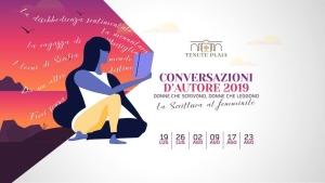 Conversazioni d'Autore 2019