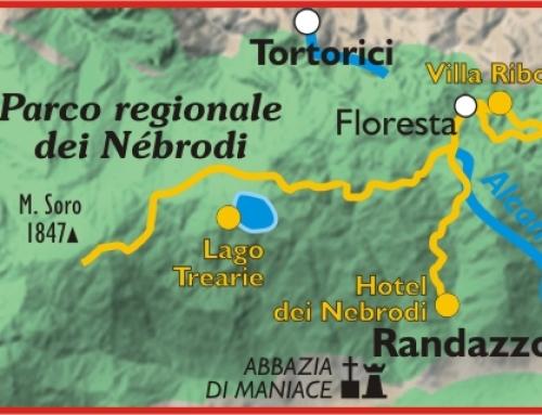 2. ITINERARIO DELLA FORESTA