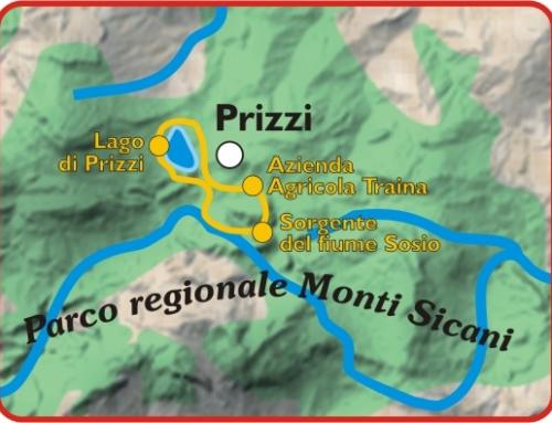 4. ITINERARIO DEI SICANI