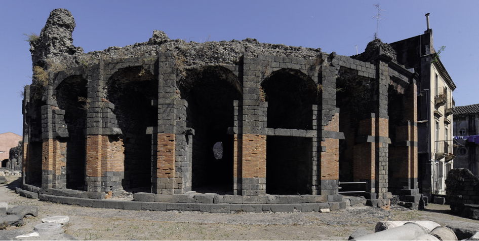 L'Odeon di Catania (Ph. Polo regionale di Catania)