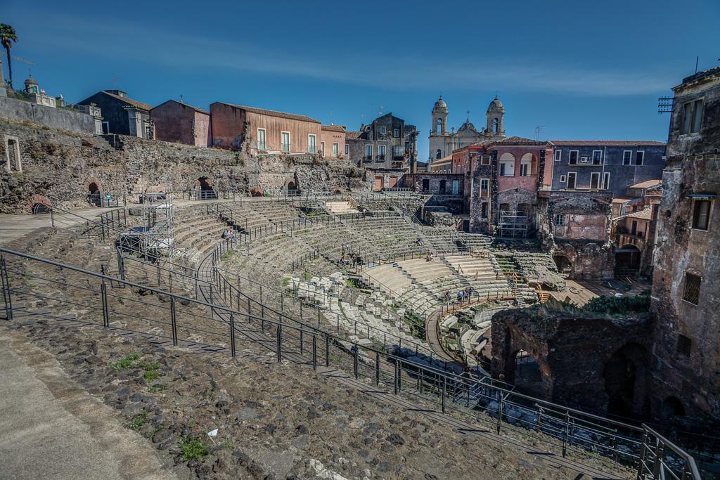 Teatro Antico di Catania
