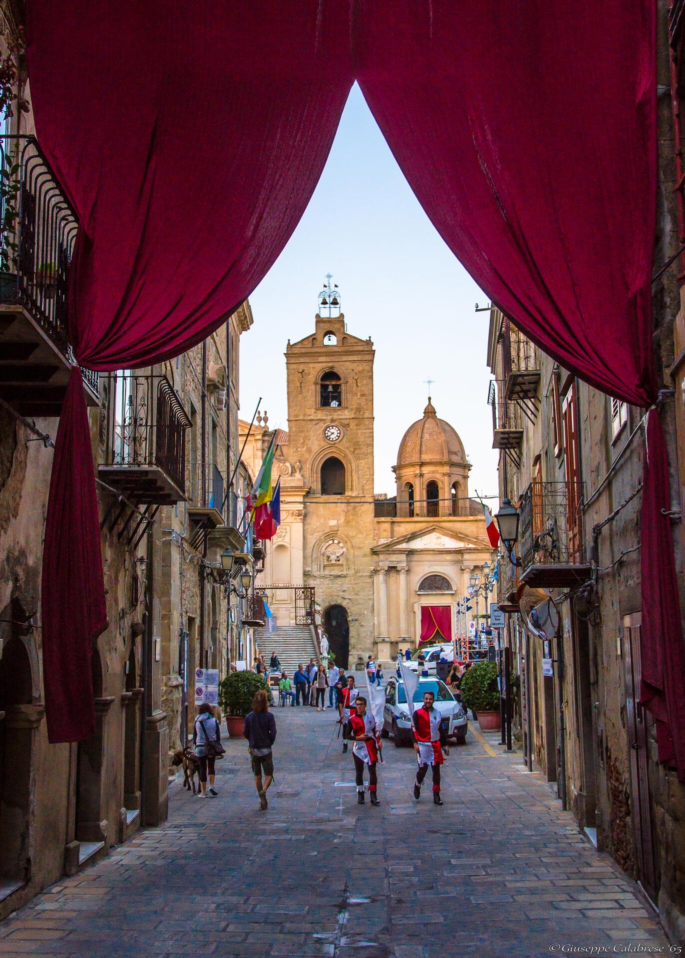 Via C.Ruggero-Cattedrale
