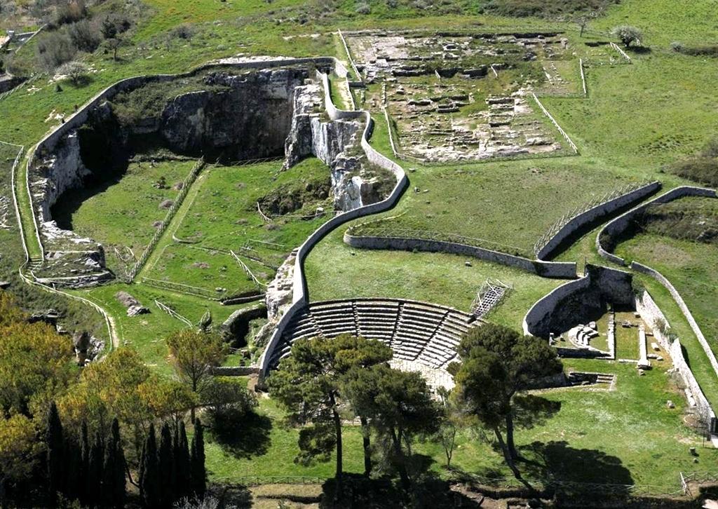 Area archeologica di Akrai - Palazzolo Acreide