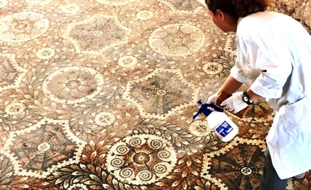 Lavori di restauro al Parco archeologico di Siracusa, Eloro e Villa del Tellaro