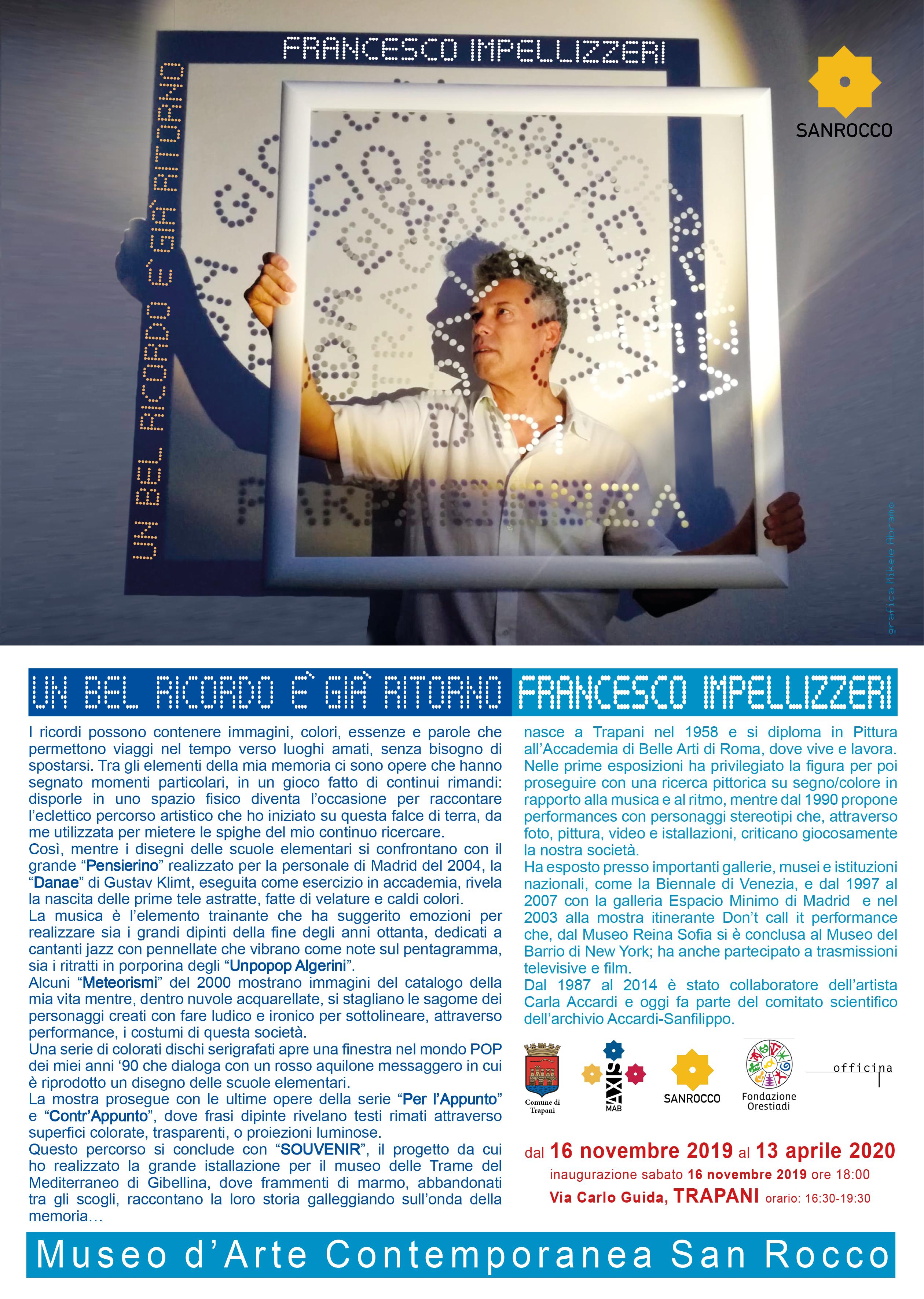 RICORDO-GIA-RITORNO-Francesco-Impellizzeri-trapani