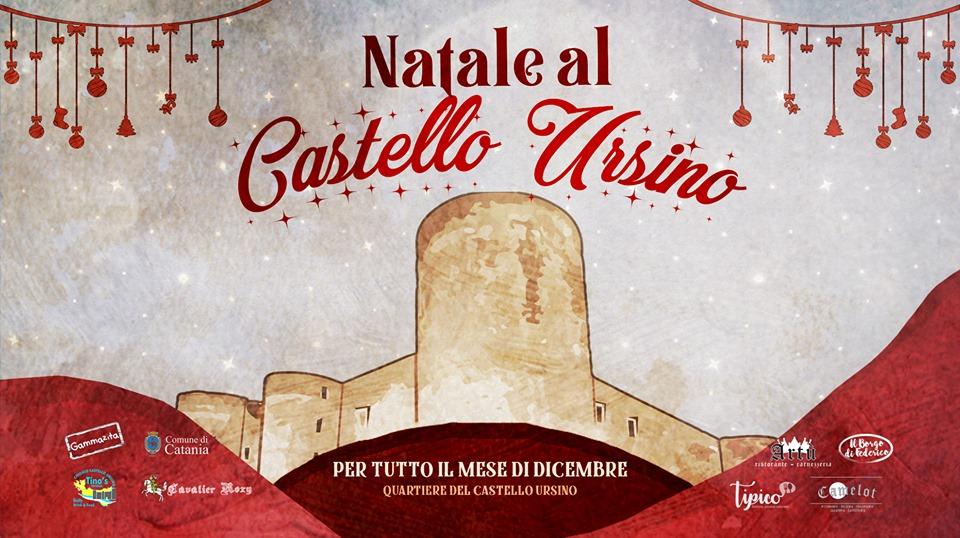 Natale Castello Ursino