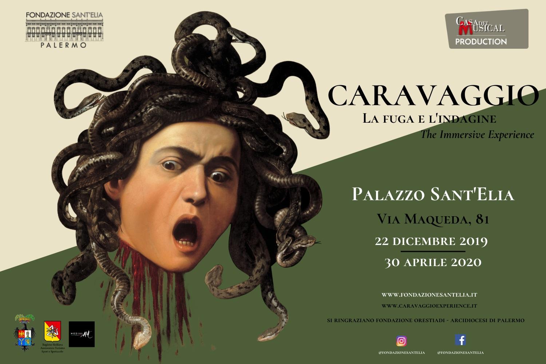 Nuova Locandina Caravaggio