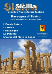 Sicilia grandi e nuovi autori teatrali rit