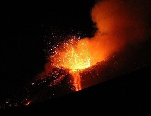 Volcanoes in Sicily: Vulcano, Stromboli, Etna