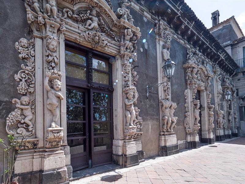 Palazzo Biscari a Catania. Ph. Paolo Barone, via Visit Sicily.