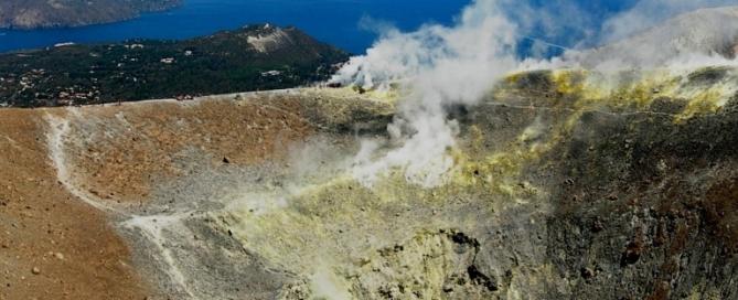 Isole Egadi Isola di Vulcano