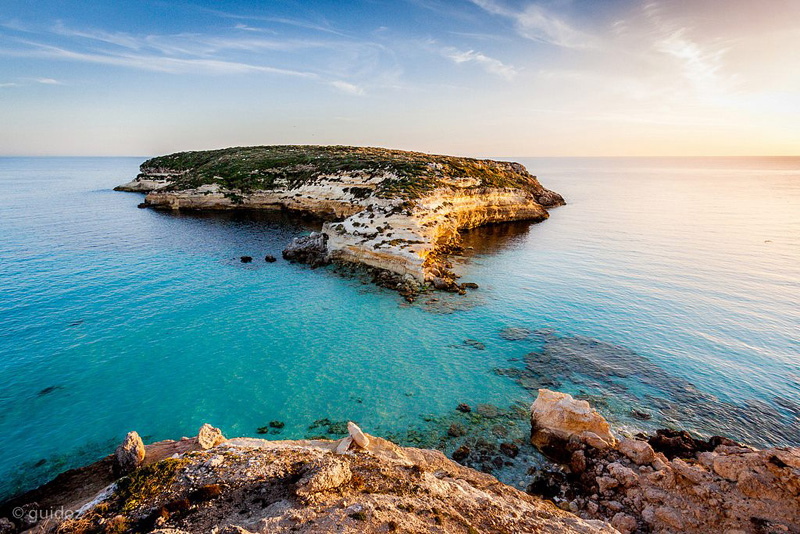 Rabbit beach sicily how to get there