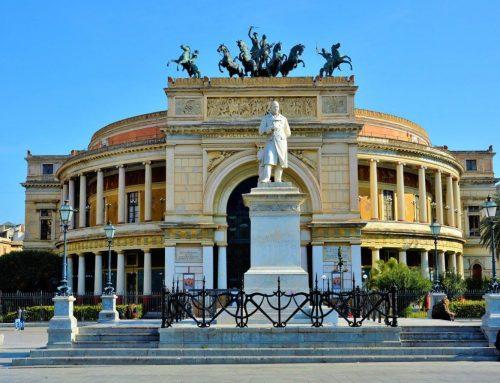 Teatro Politeama Garibaldi – Palermo