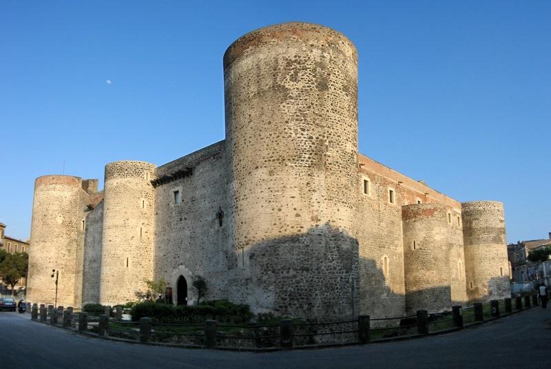Castello Ursino. Ph. IZI Travel, via Visit Sicily.