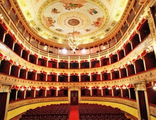 Teatro Pirandello – Agrigento