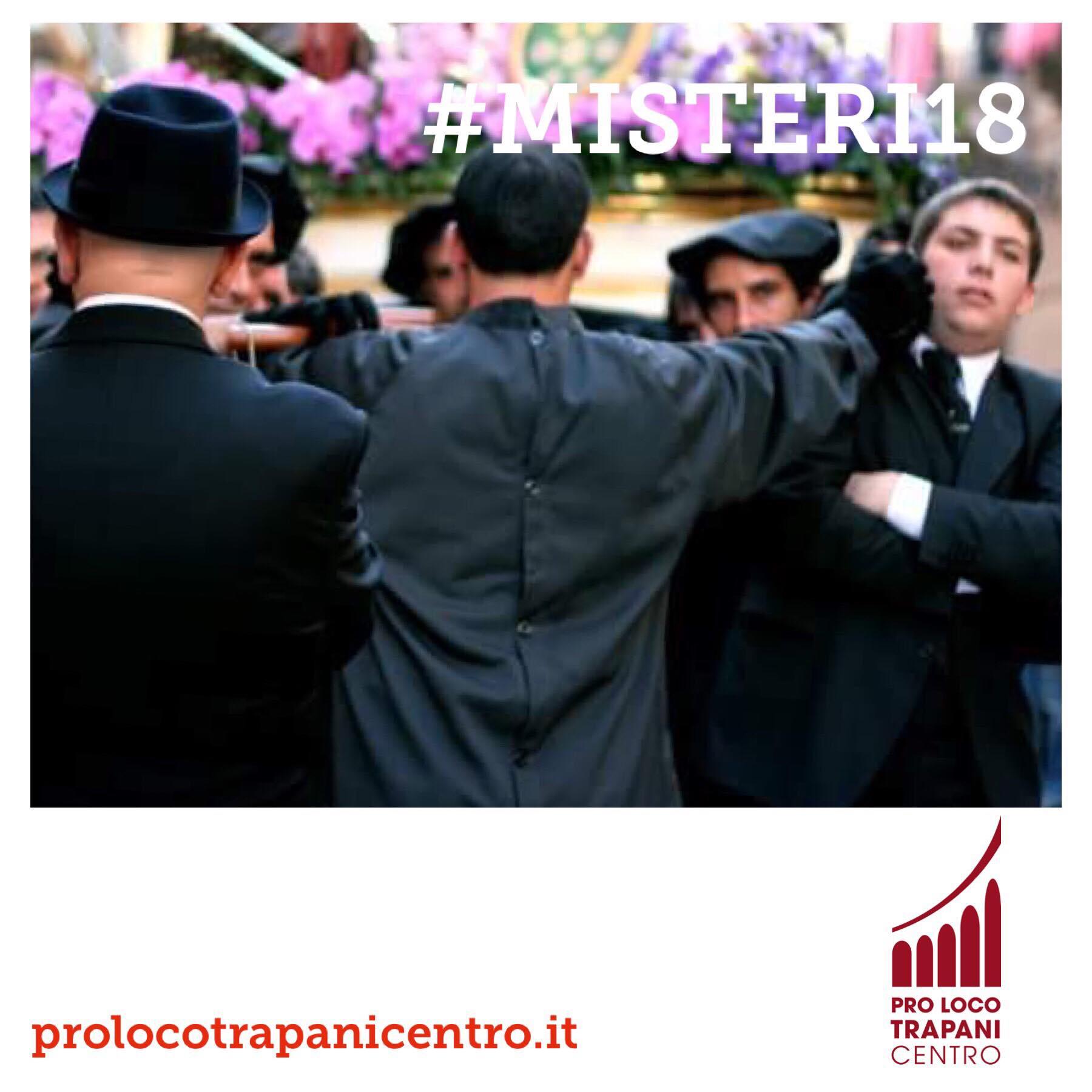 Contest #misteri18 ProLoco Trapani