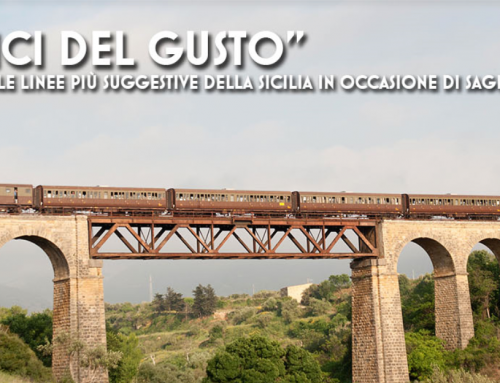 Il treno del pistacchio e delle colture etnee – da Catania a Giarre, a Bronte, a Randazzo