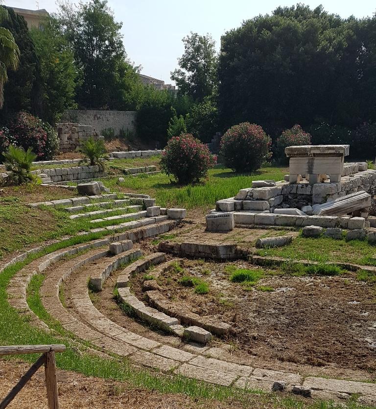 Ginnasio Romano di Siracusa