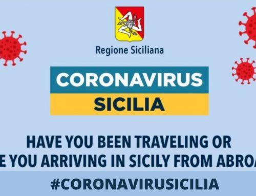 Coronavirus Sicilia. What to do